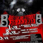 Battle of Street Freestyle