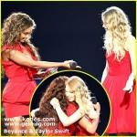 Beyonce & Taylor Swift