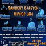 Bakırköy İstasyon Hiphop Jam Vol 3