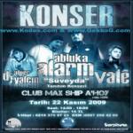 Abluka Alarm Süveyda Albüm Tanıtım Konseri