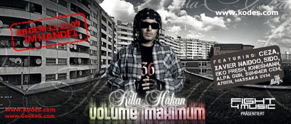 volumemaximum