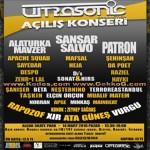 Ultrasonic Açılış Konseri