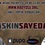 RadyoSU Konukları Taşkın & Sayedar