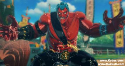 Street Fighter IV hakann