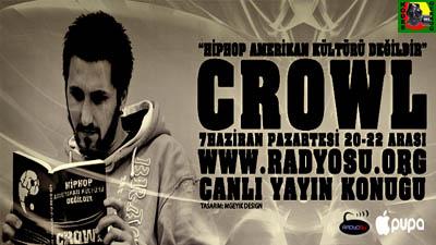 CROWL  Hiphop Amerikan Kültürü Değildir