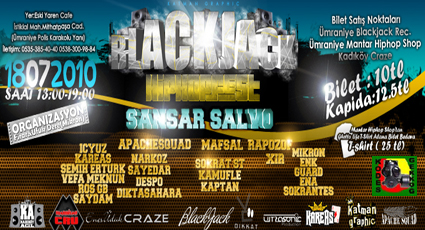 blackjack hiphop fest