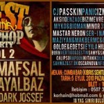 West İzmir Hiphop Party Vol. 2