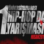 1. Üni. Arası Hiphop Dans Yarışması
