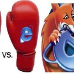 Firefox 4, Internet Explorer 9`u Ezdi
