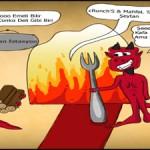 Crunch's & Mahfel - Tahkim Şeytan