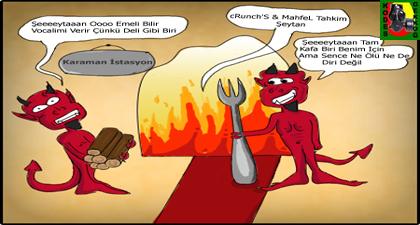 Seytan - Karikat�rler .. :)
