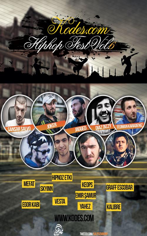 Sakarya Hiphop Fest vol. 6