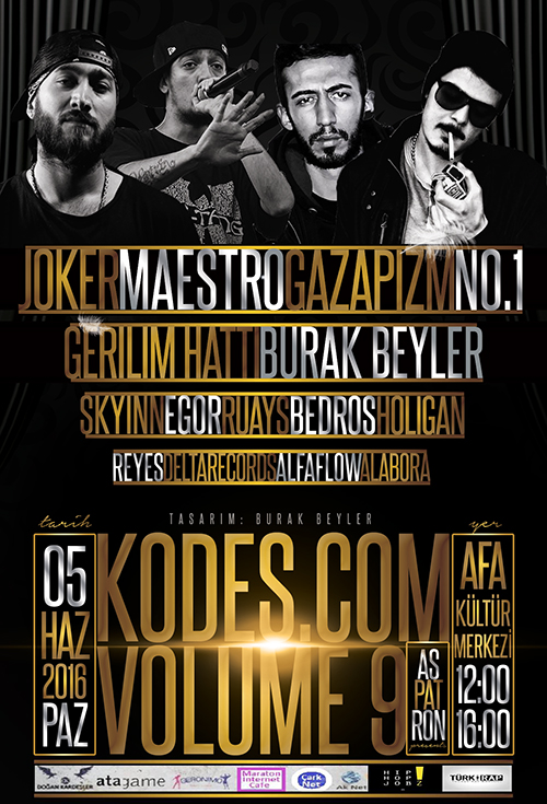 Sakarya Hiphop Fest Vol. 9