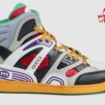 Men's Gucci Basket sneaker